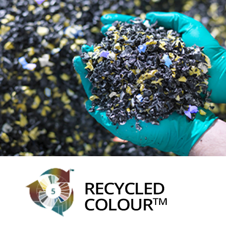 Recycled Colour