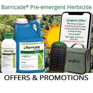 Barricade® Herbicide