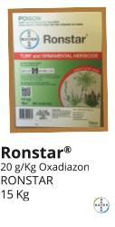 Ronstar Pre-Emergent Herbicide