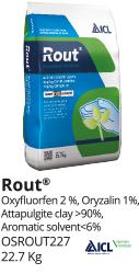 Rout Pre-Emergent Herbicide
